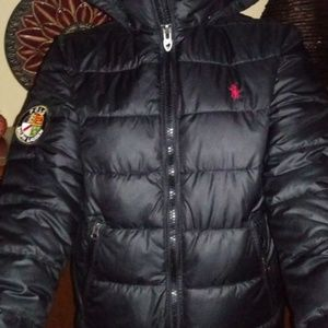 Polo Ralph Lauren Packable Quilted down jacket